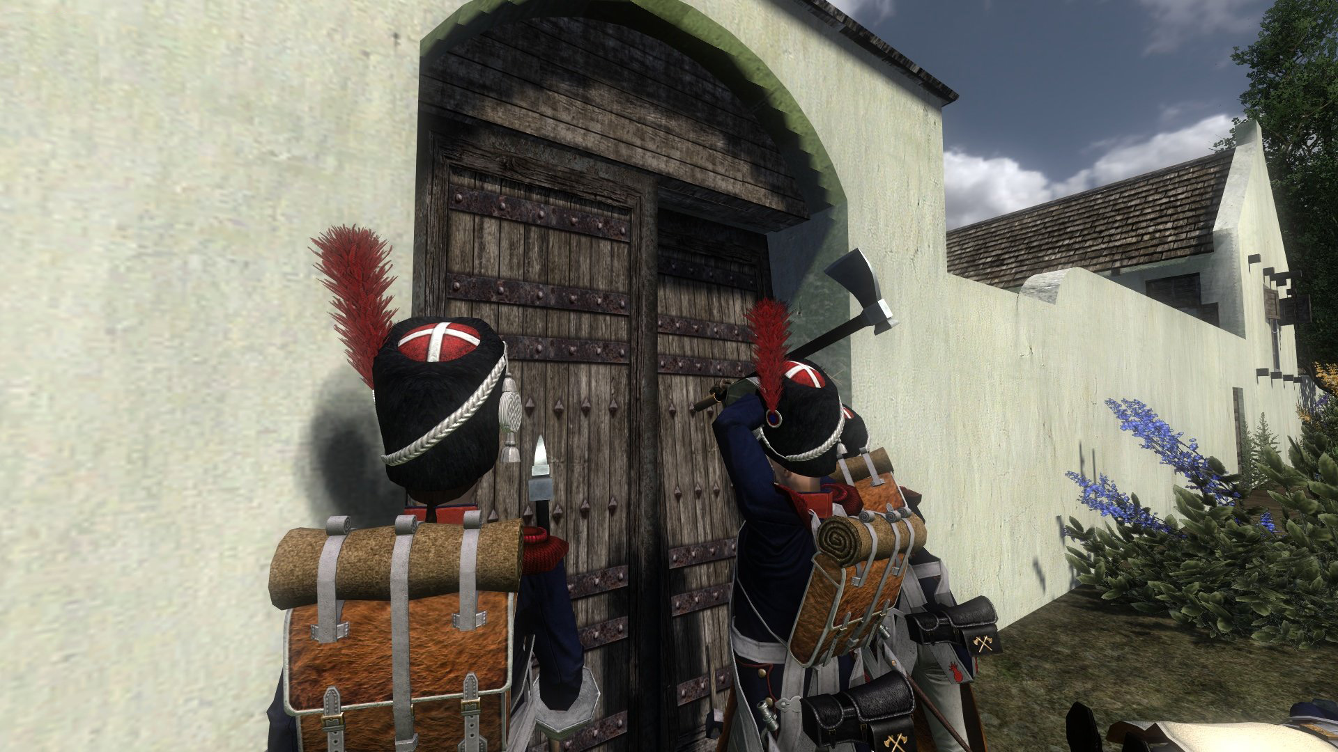mount and blade how to get more fiefs