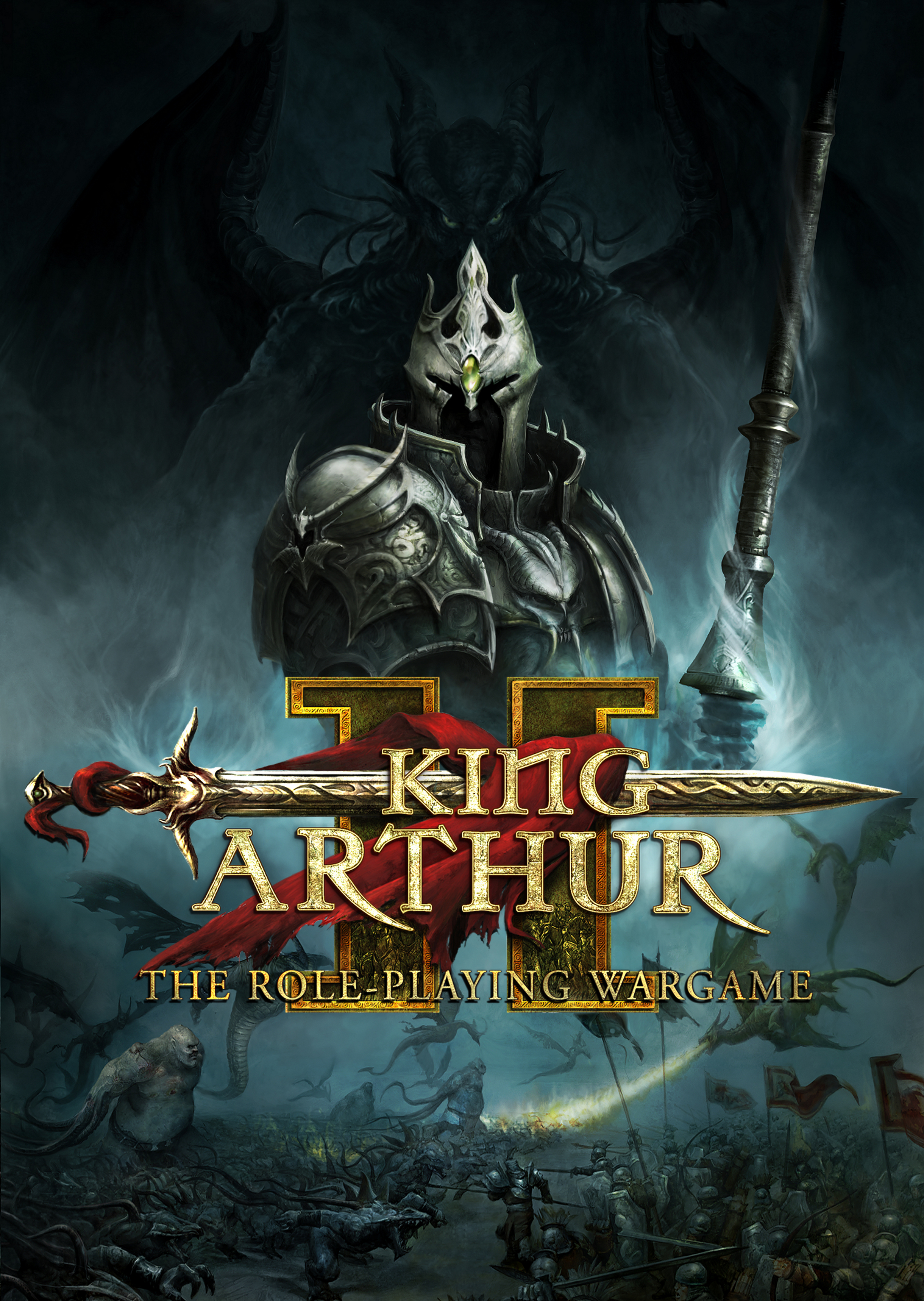 king arthur ii  the role-playing wargame windows
