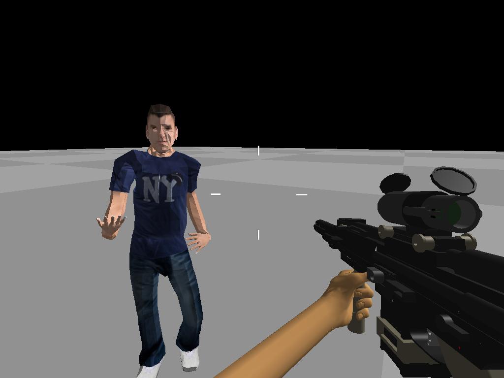 Как в 3d rad создать персонажа
