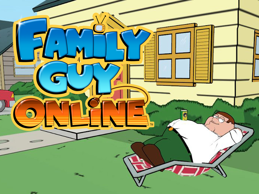family guy online games