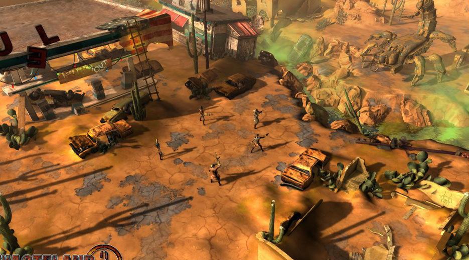 Wasteland 2 Windows, Mac, Linux game - Mod DB