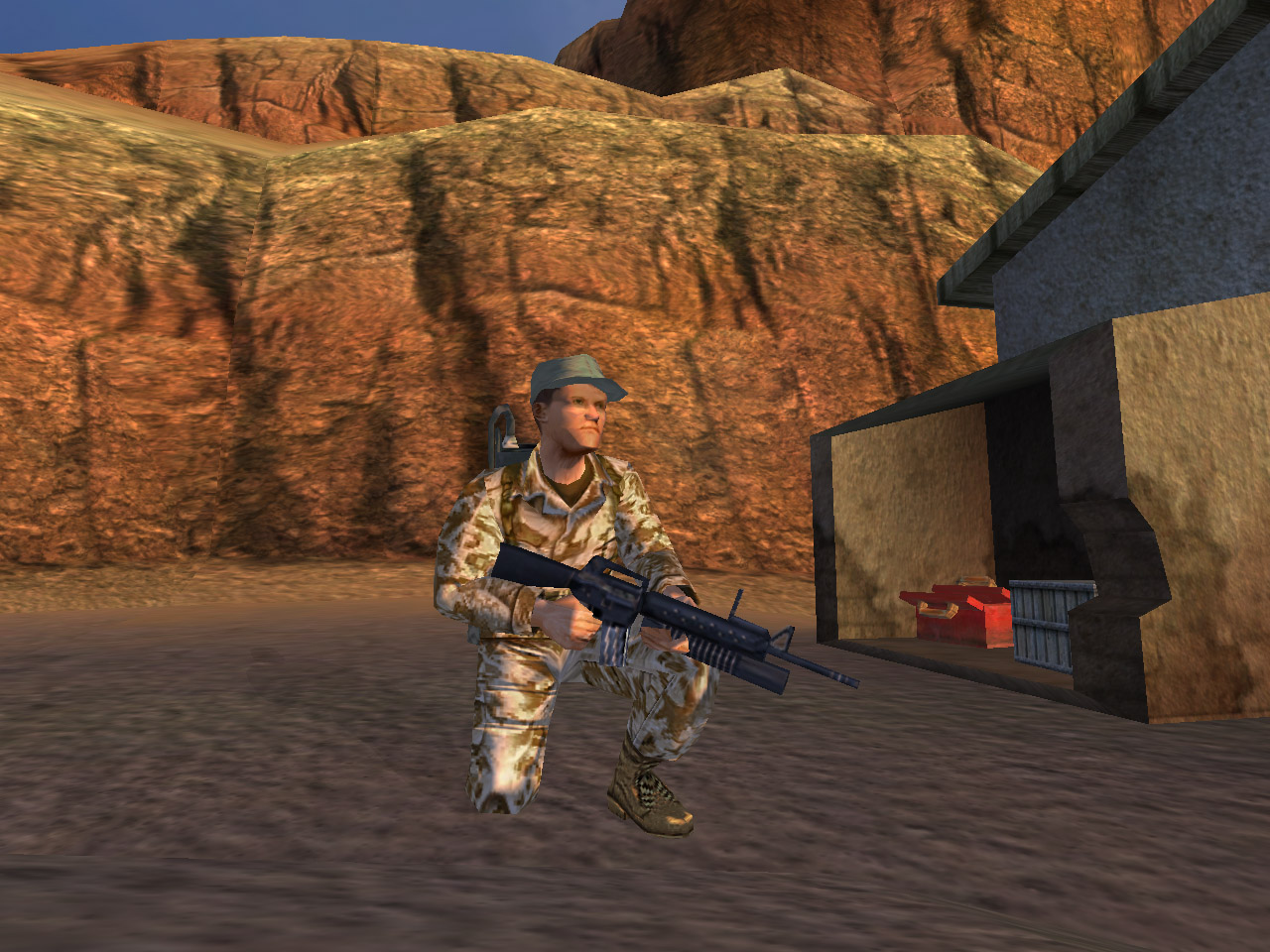 conflict desert storm 2 game - free download full version for pc