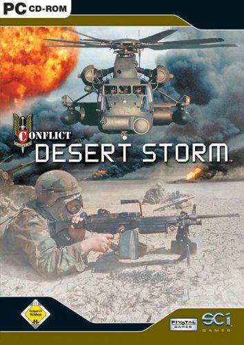 cheat conflict desert storm pc