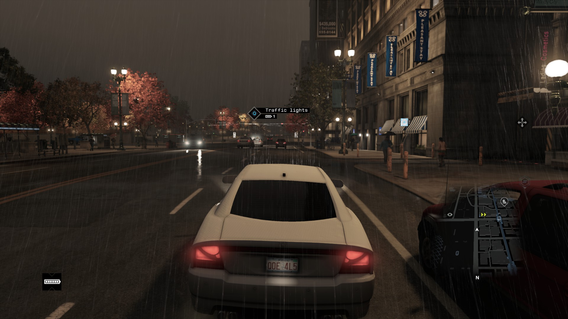 Watch Dogs Windows, X360, PS3 game