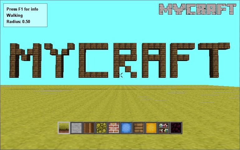 my craft spiel