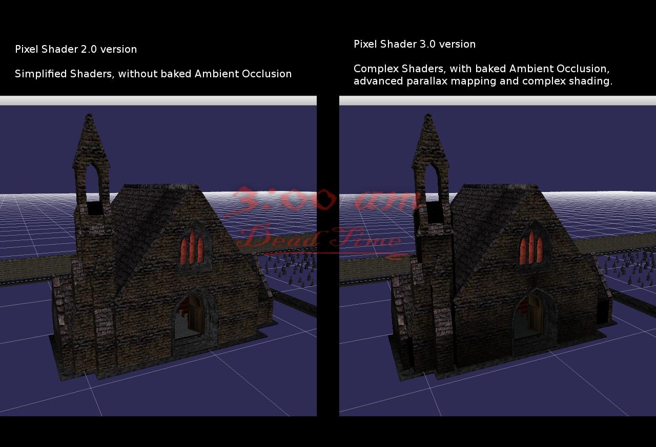 pixel shaders 3.0