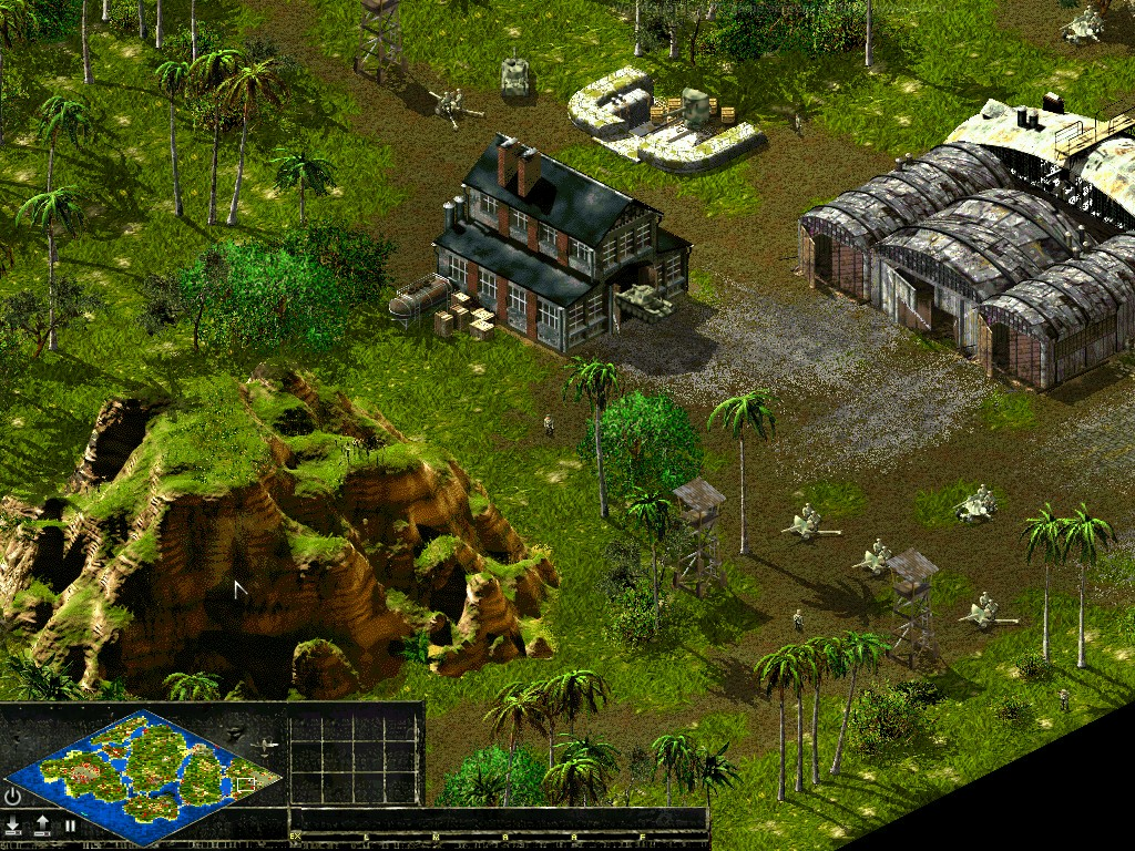 Sudden strike resource war, screenshot, image, screenshots, screens, picture, photo, render, concept, art, in-game