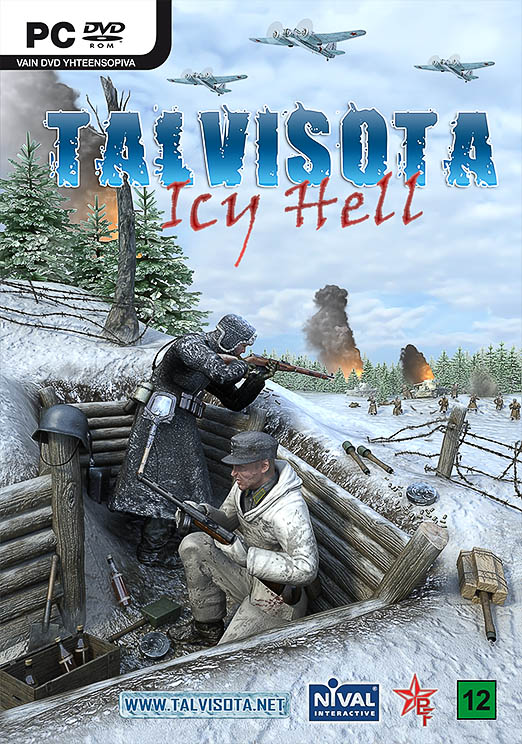 Talvisota icy hell, screenshot, image, screenshots, screens, picture, photo, render, concept, art, in-game