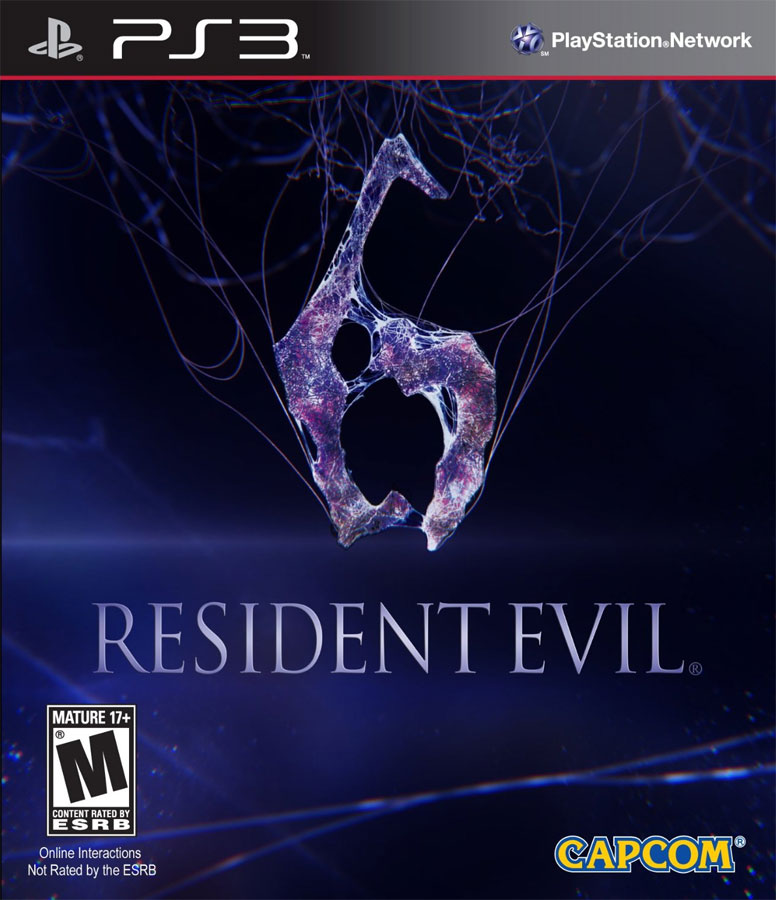 Resident Evil 6 Windows, X360, PS3 game