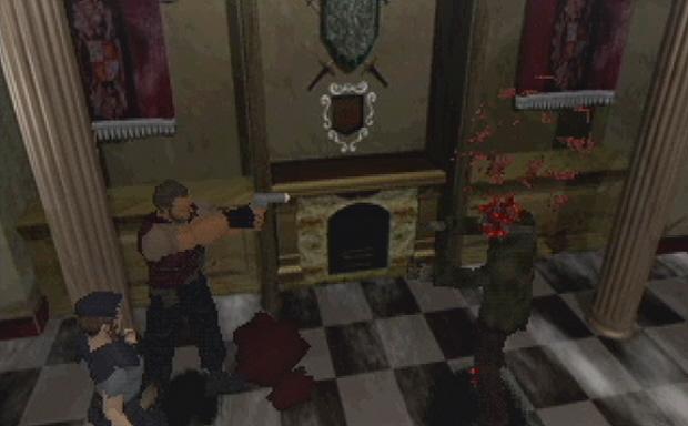 торрент скачать Resident Evil 1997 - фото 5