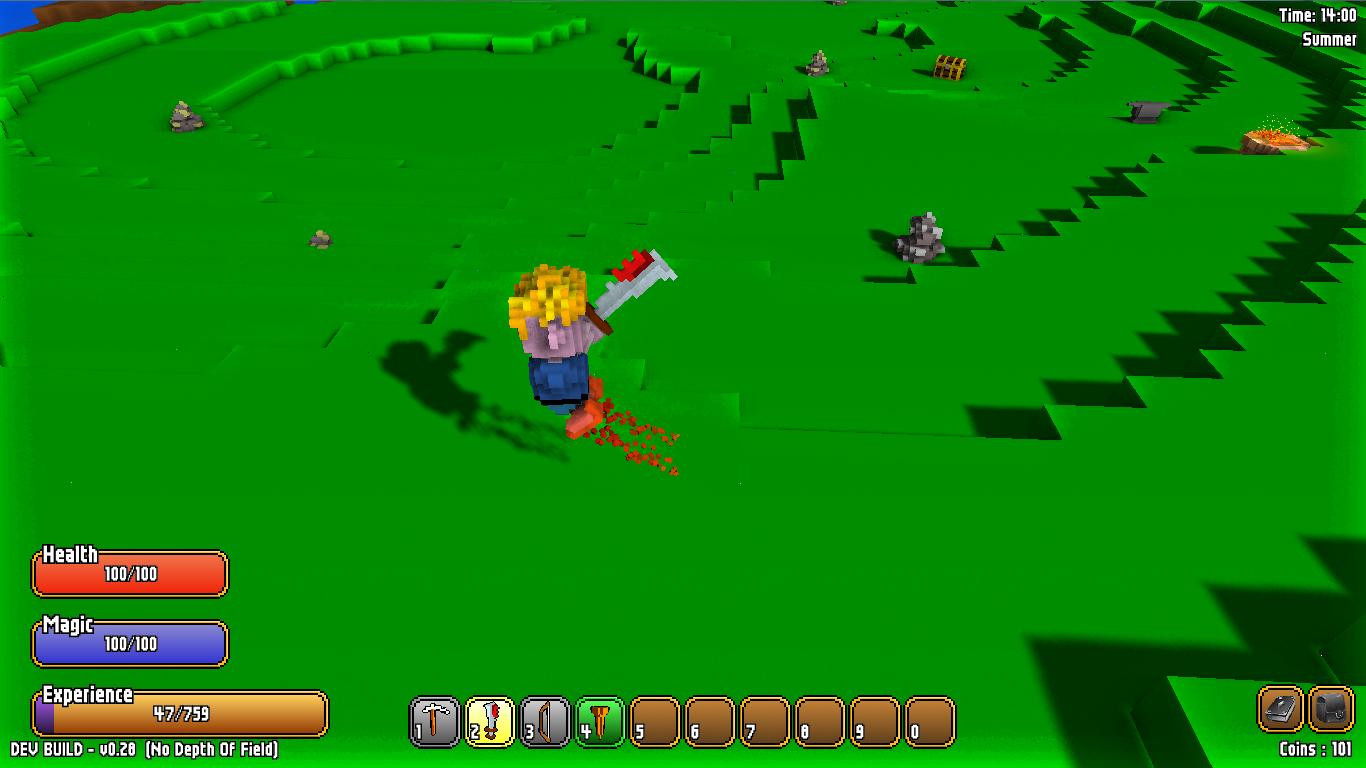 Terraria mod for minecraft pe elhouz