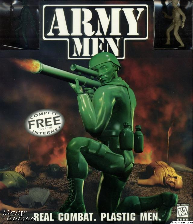 Army Man Game 83
