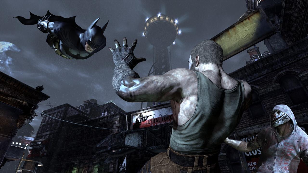 Batman arkham city - end game 04 (of 6) (2012)