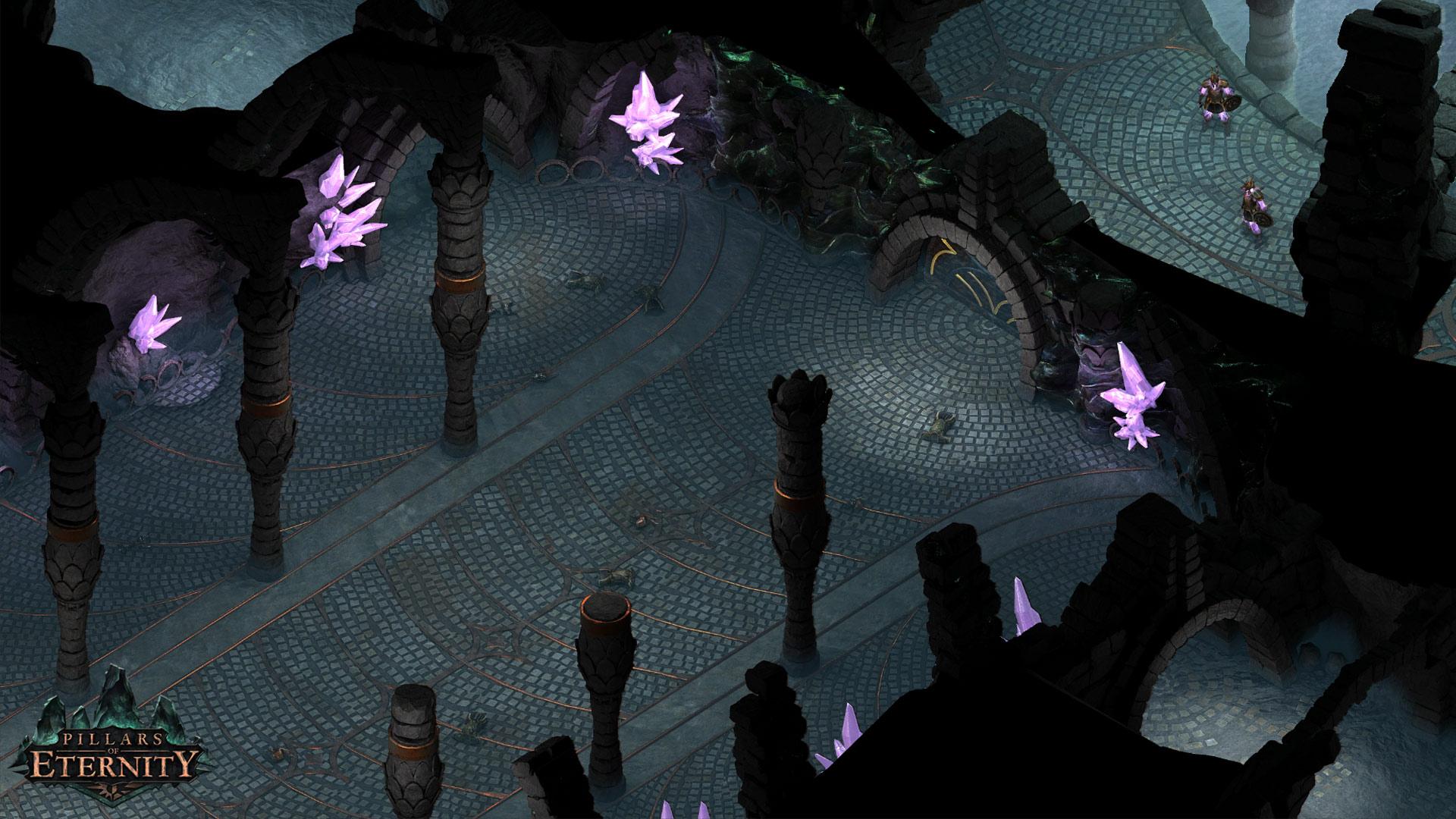 Pillars of Eternity Windows, Mac game