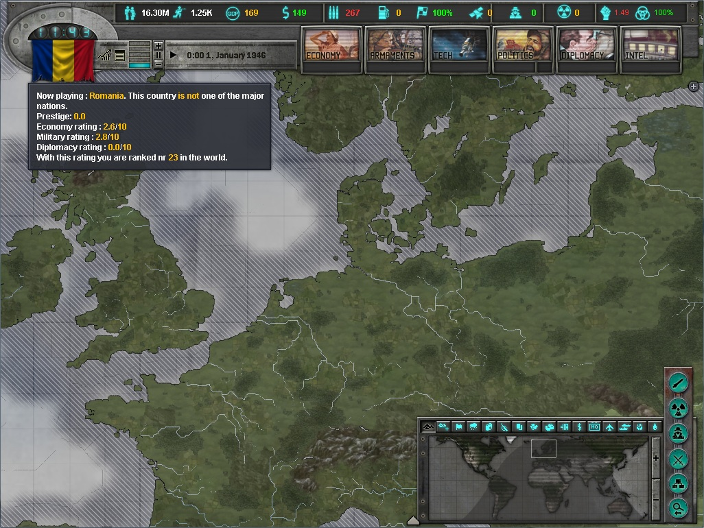 East vs. West - A Hearts of Iron Game- Info East_vs_west_6