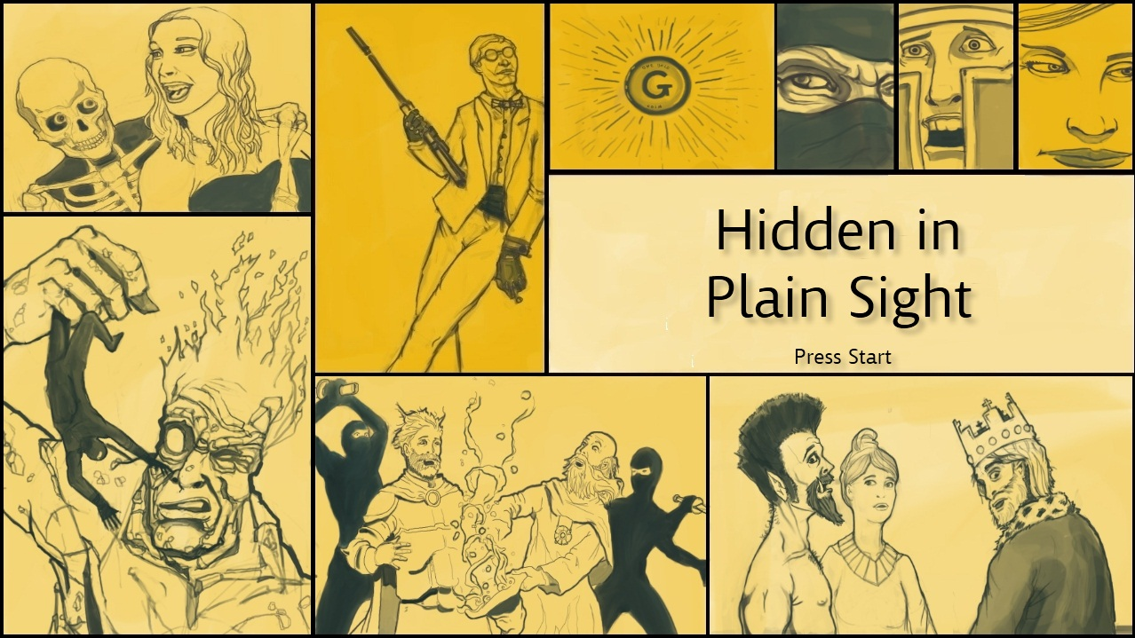 How to Hide in Plain Sight How to Hide in Plain Sight new images