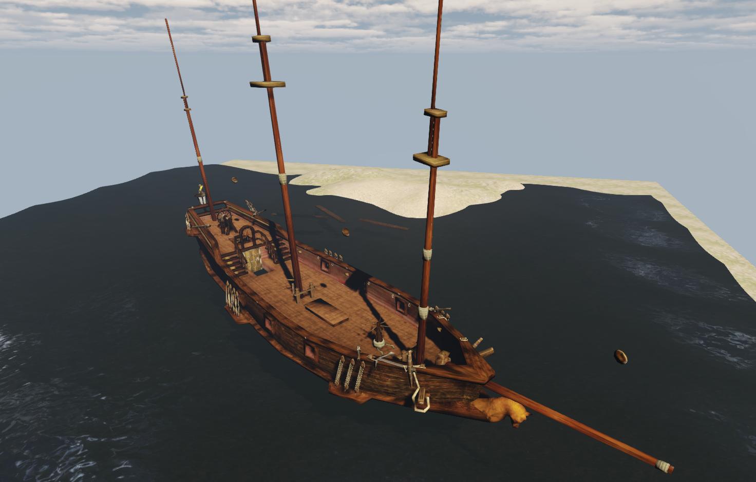 Ship Games - Sea & Space Adventure