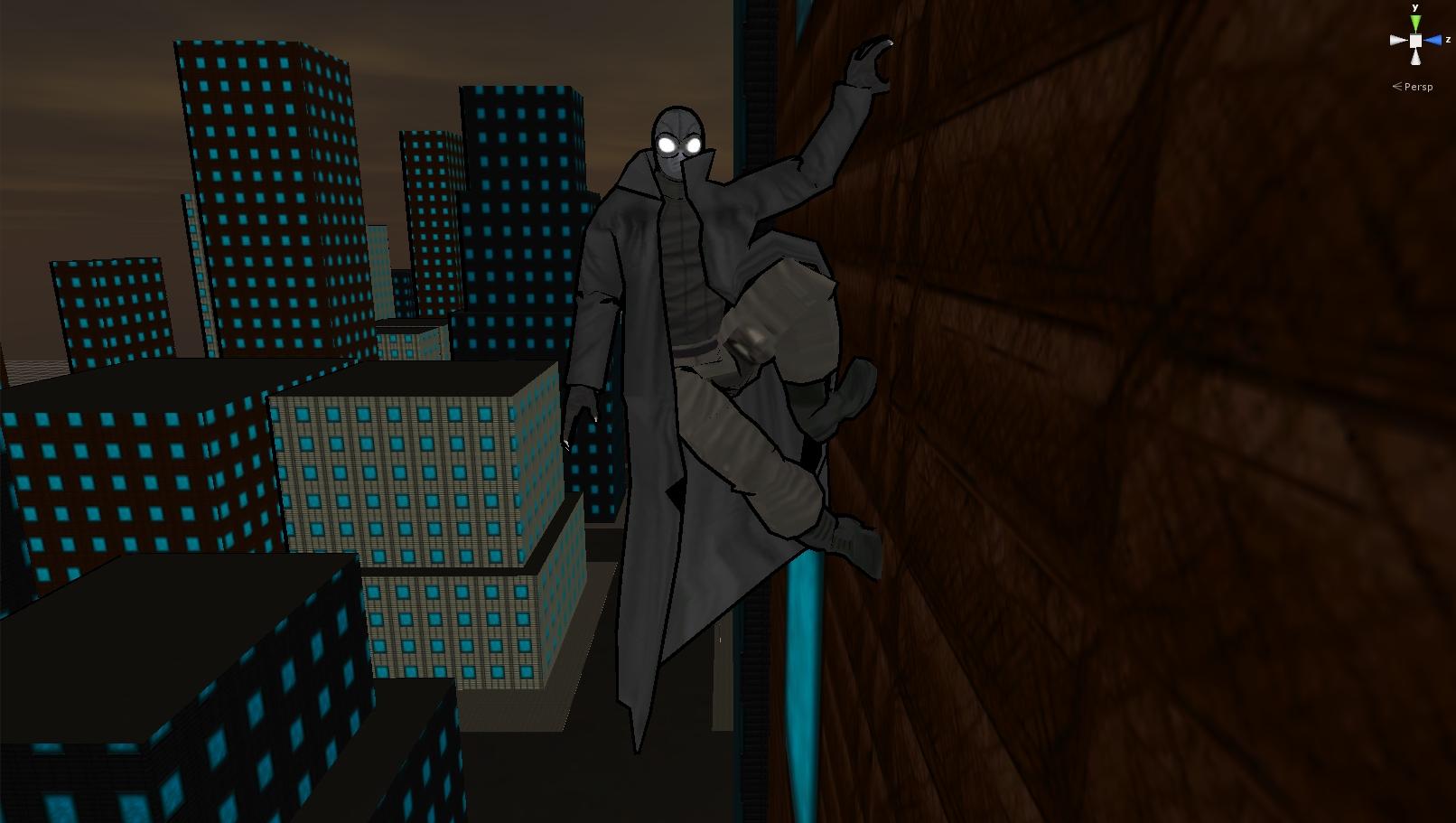 Man Noir View Original