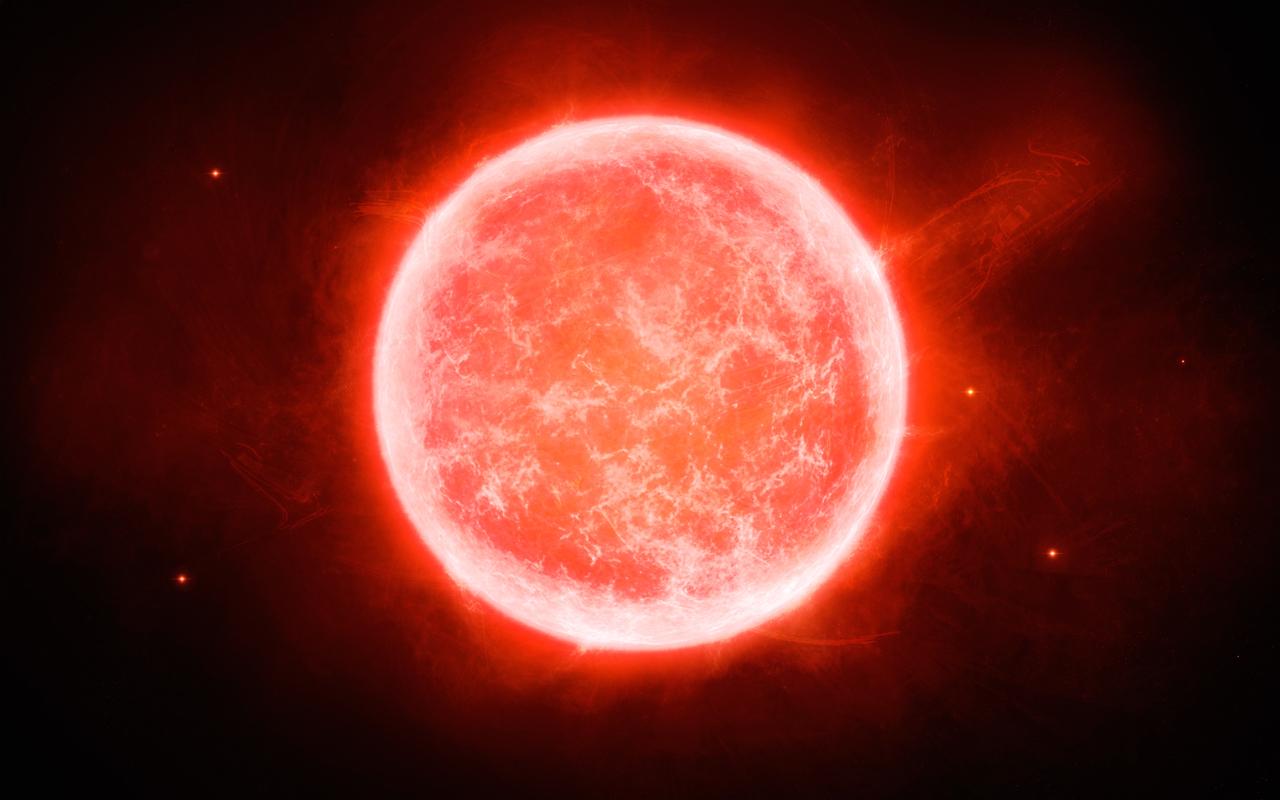 самая большая звезда фото это прекрасная