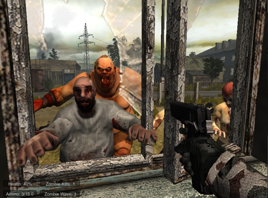 zombie warz windows mac web game mod db