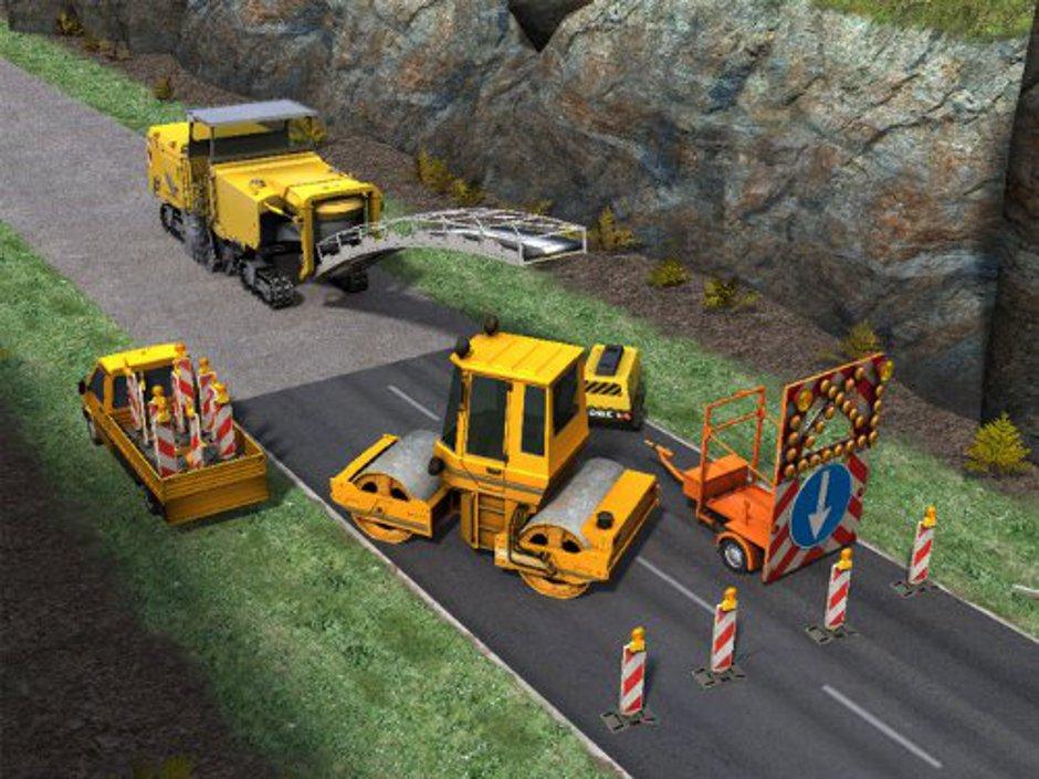 Road Construction Simulator image - Mod DB