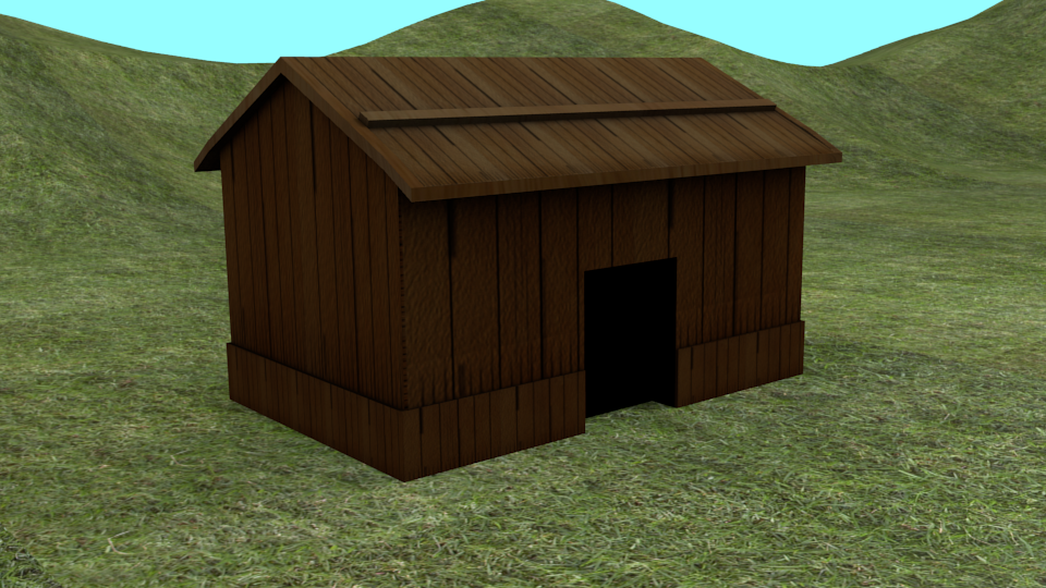 Add Media Report Rss Inuyasha Simple Building View Original