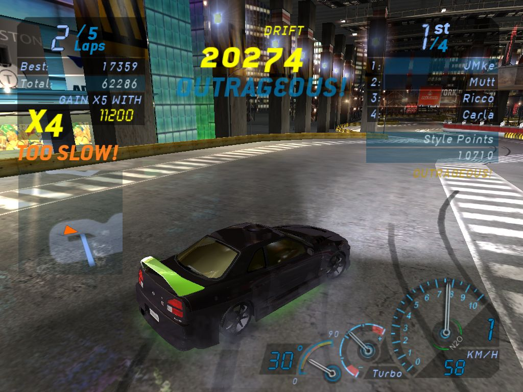 Images - Need For Speed: Underground - Mod DB