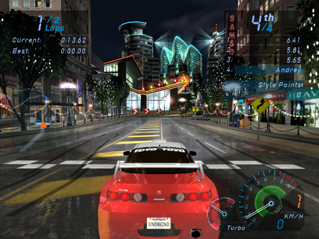 Image Need For Speed Underground 3 1