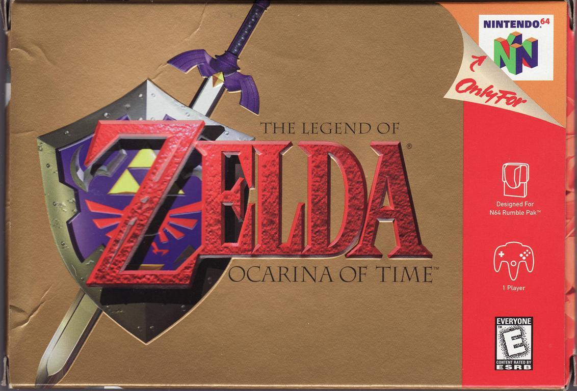 The Legend of Zelda: Ocarina of Time  (Espanol) (Juegos 2014)