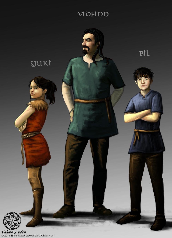 Viking Family Concept image - Project Vahaos - Mod DB