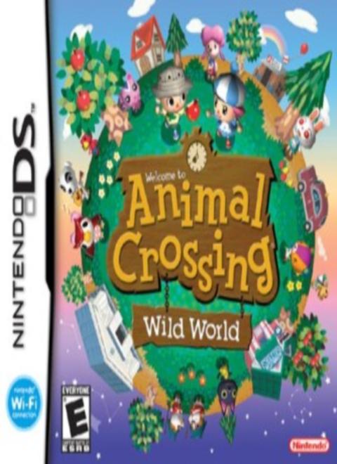 Animal Crossing: Wild World - GameSpot