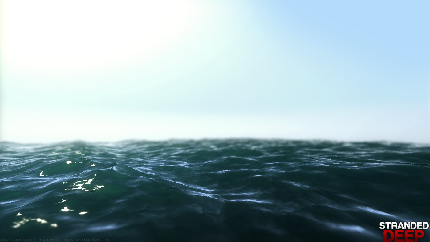 how to avoid sharks in stranded deep