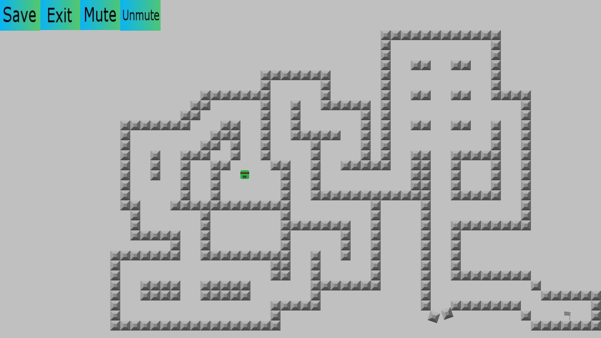 Blocky Maze