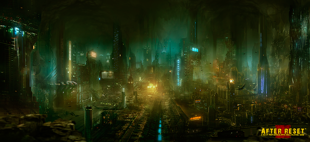 Underground Cities of the United Governments image - After ...