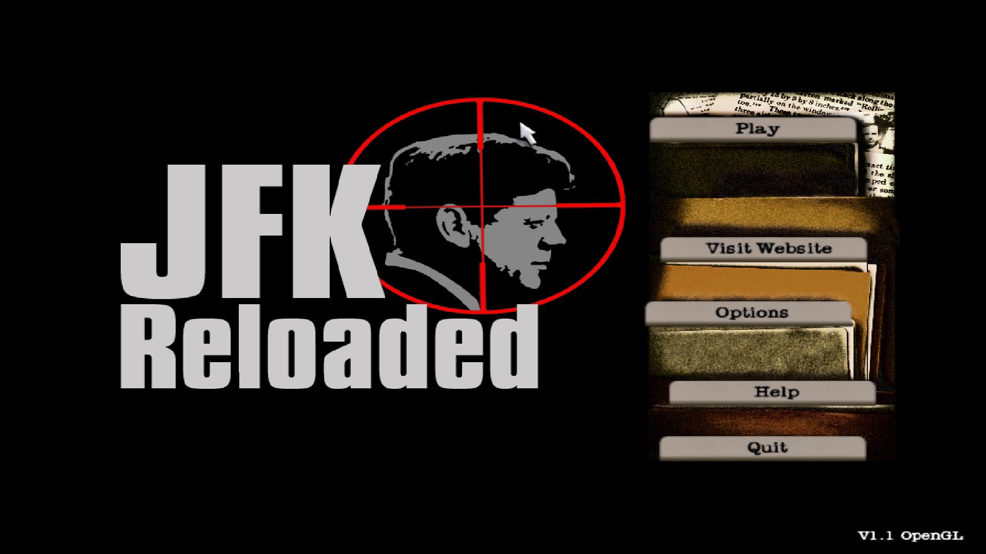 Download jfk reloaded (windows) my abandonware.