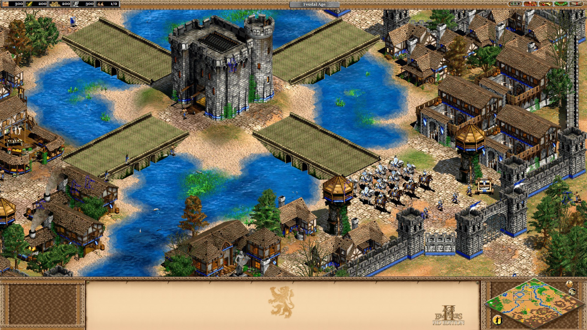 age of empires 2 options binary
