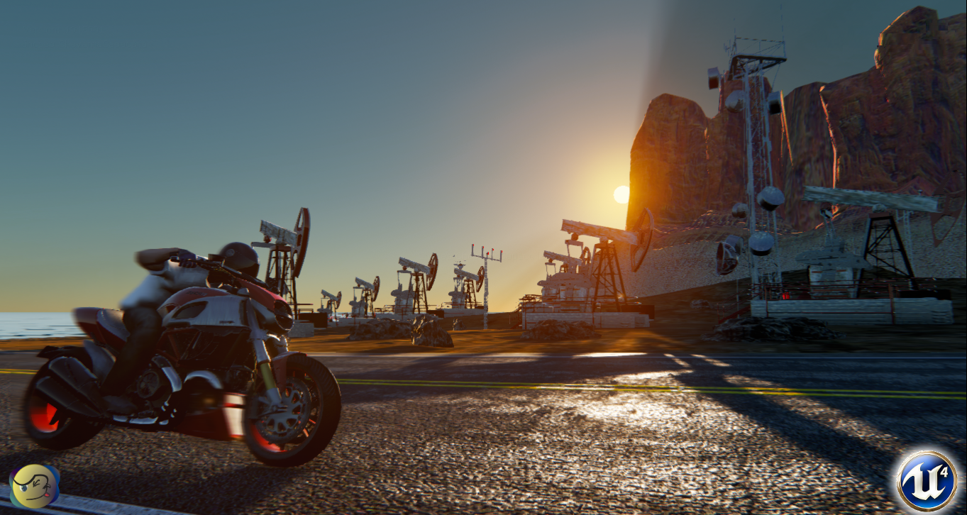 AQP City, a game powered by Unreal Engine 4 image - Mod DB