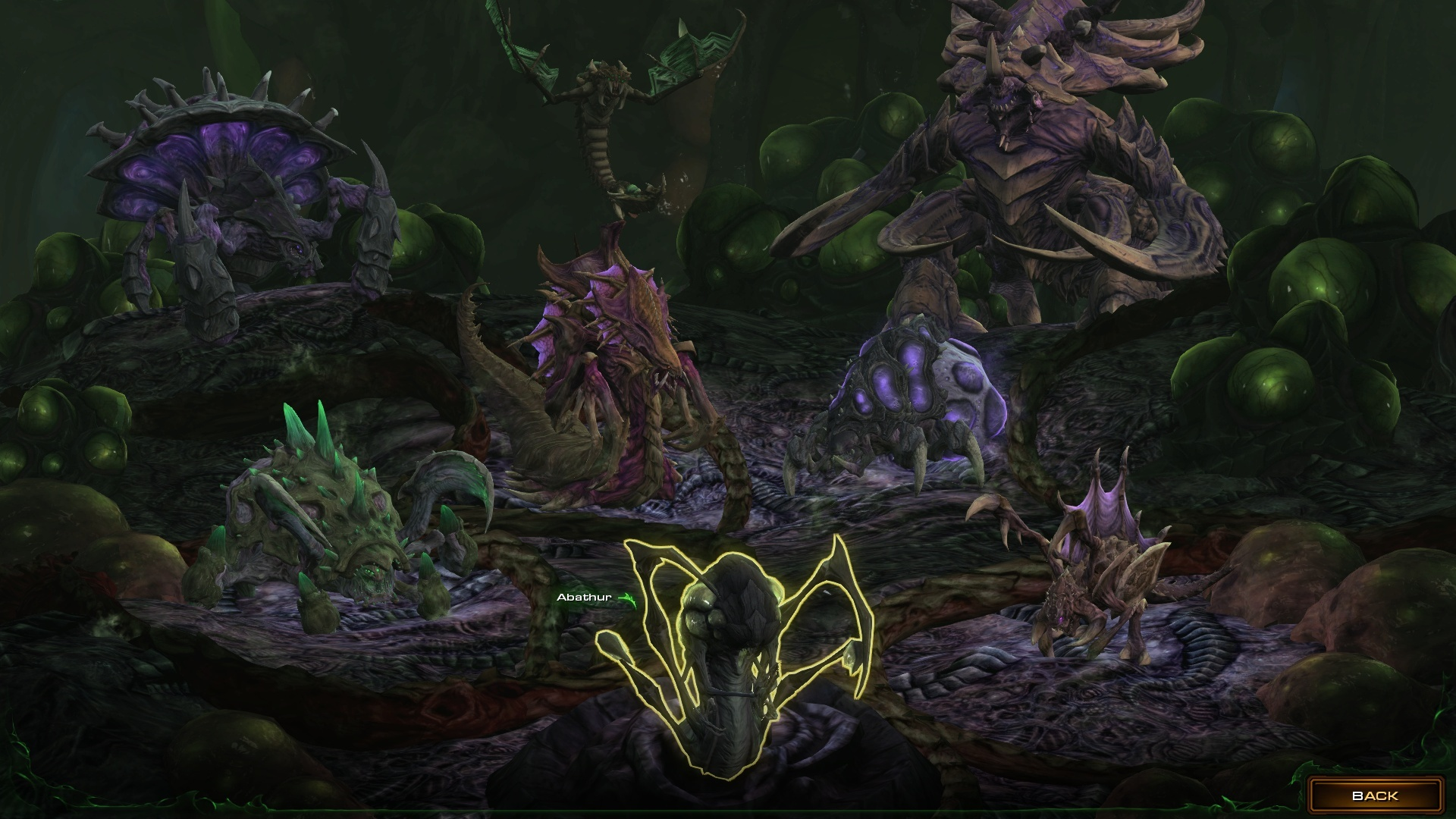 In game leviathan image starcraft ii heart of the swarm mod db