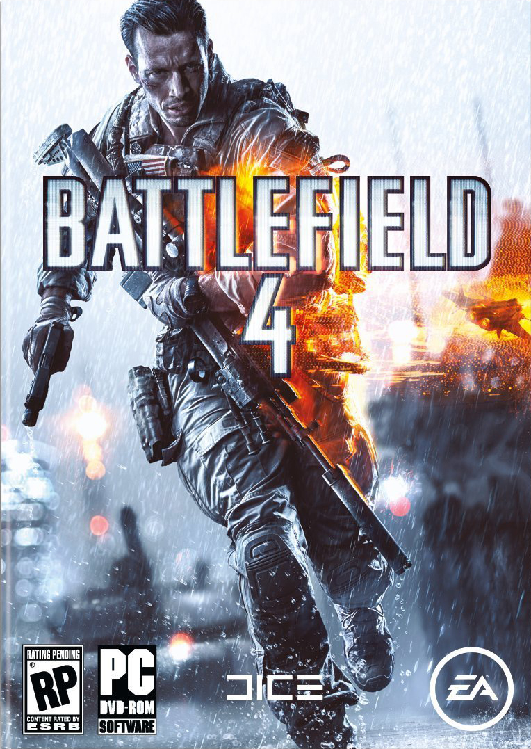 Battlefield Box Art Pc