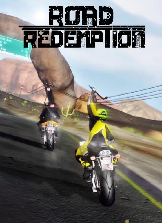скачать игру Road Redemption через торрент - фото 7