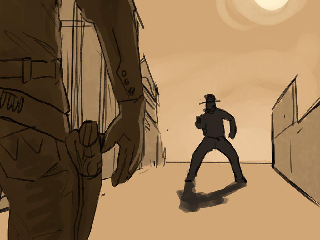 cowboy showdown game
