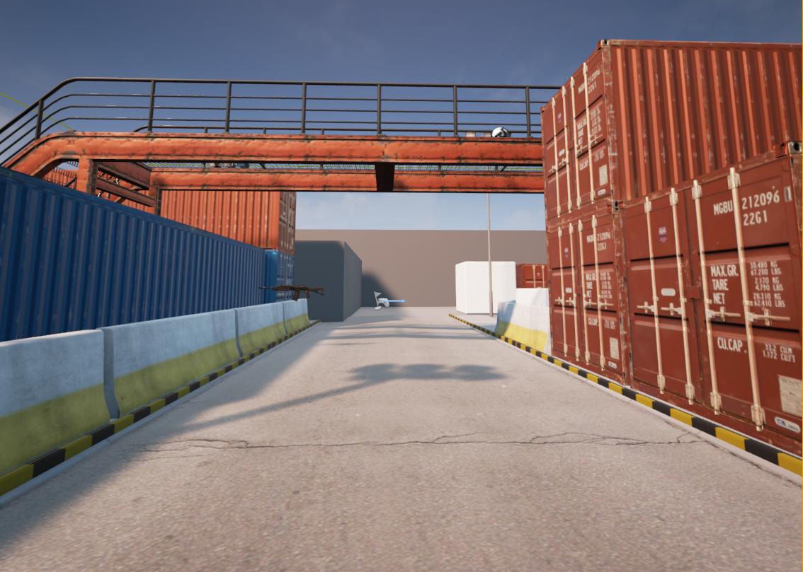 Unreal Engine 4 Demo Pic image - LIBERIKO - Mod DB