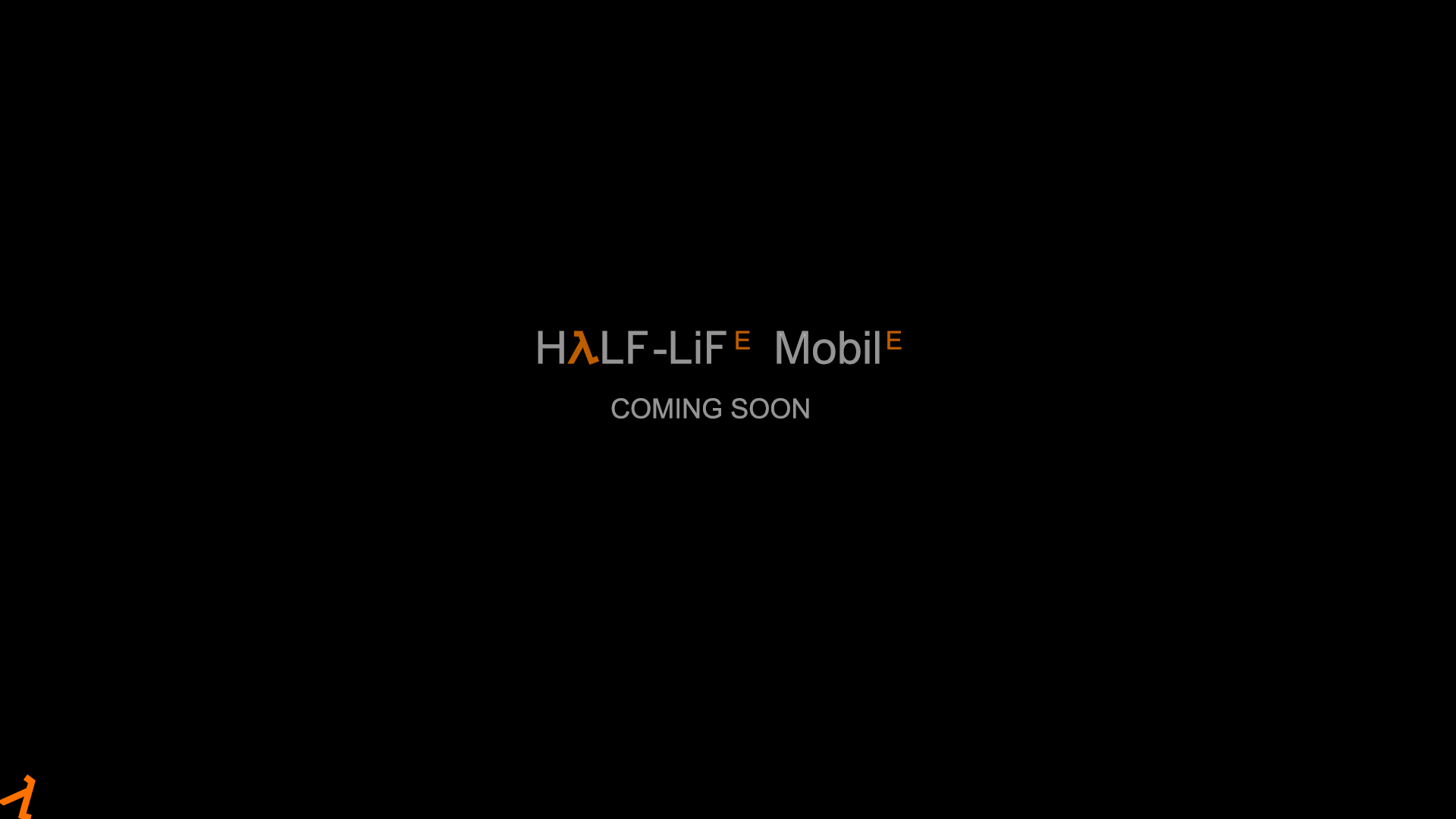 Half-Life Mobile Mobile, iOS, iPad, Android, AndroidTab game