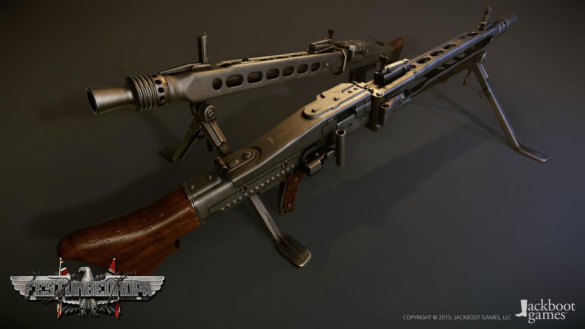 Maschinegewehr 42 Wallpaper: Maschinengewehr 42 #2 Image