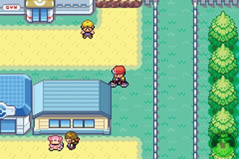 pokemon fire red game online