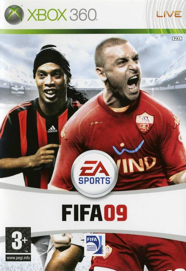 Fifa 09 free download full version pc game setup.