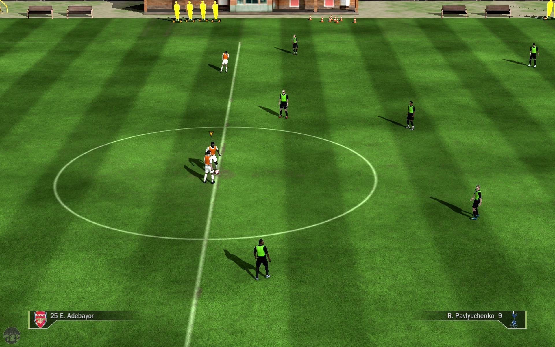 Screenshot image - FIFA 09 - M...