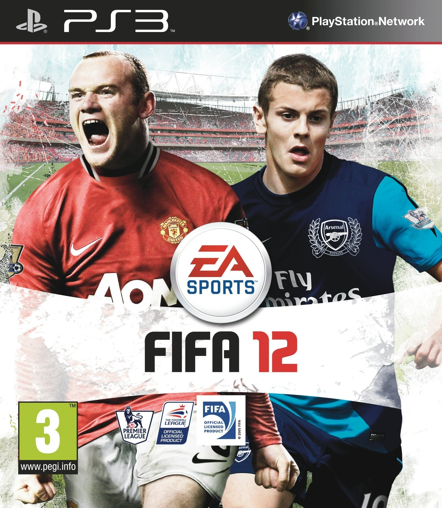 FIFA 12 Windows, X360, PS3, PSP, Wii game - Mod DBPs3 Games List 2012