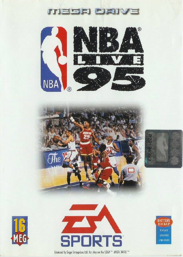 NBA Live 95 Windows, DOS, SNES game - Mod DB