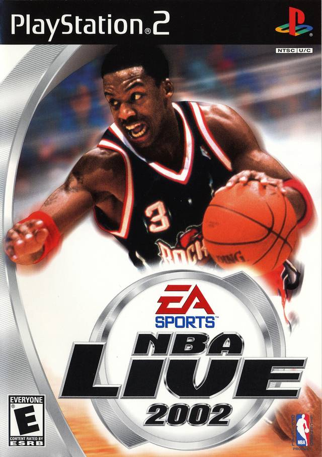 NBA Live 2002 Windows XBOX PS2 PS1 game Mod DB